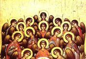 ღმერთმა მიმადლა მთავარანგელოზ მიქაელს დიდი ძალა და დართო ნება თვით ჯოჯოხეთის ტანჯვაში მყოფი სულების გადარჩენისა