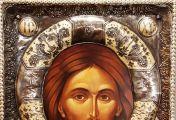 კურთხევისას ხატზე სულიწმინდის მადლი გადმოედინება და ის ღვთიური მადლის მატარებელი ხდება