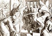 ეხნატონზე ისეთი გავლენა იქონია მოსეს მიერ ისრაელიანთა ეგვიპტიდან გაყვანისას მომხდარმა მოვლენებმა, რომ ერთი ღმერთის თაყვანისმცემელი გახდა