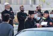 მონტენეგროს მიტროპოლიტი ბზობის სადღესასწაულო მსახურებაზე დააპატიმრეს