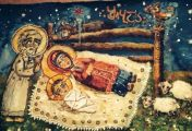 ანგელოზთა გუნდი გალობს, ალილო, იესო დაბადებულა, ალილო