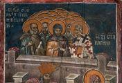 წმინდა ათინოგენესა და მისი ათი მოწაფის წამება - ხსენების დღე 16 ივლისი