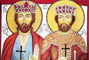 სამოციქულო ეკლესიამ წმინდა მეფეების ხსენება მათი მოწამებრივი ღვაწლის მსგავსების გამო ერთსა და იმავე დღეს, 21 ივნისს, დააწესა