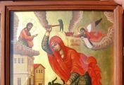 წმინდა მარინემ ბერძნების ოჯახს ბავშვი გადაურჩინა