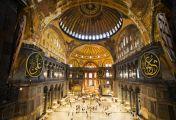 24 მარტს თურქეთის ლიდერმა განაცხადა, რომ აია- სოფიას მეჩეთად გადააკეთებს