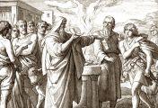 იოანე წინასწარმეტყველმა კაცობრიობა მაცხოვართან შესახვედრად მოამზადა