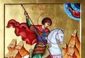 წმინდა გიორგისთვის არ არსებობდა არაფერი მეფური და მდიდრული