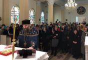 ანკარის წმ. ტერეზას ტაძარში პირველად შესრულდა ქართული წირვა-ლოცვა