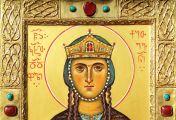 ტროპარ-კონდაკი დიდმოწამისა, საქართველოს მნათობისა, კახეთის დედოფლისა ქეთევანისა