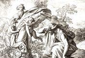 მოსეს შეეძლო, ეგვიპტელად დარჩენილიყო და უდიდესი მიწიერი პატივისთვის მიეღწია, მაგრამ ყველაფერი მიატოვა და თავის ერთან მონობა არჩია, რადგან მისი გული უფალს ეკუთვნოდა