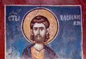 წმინდა მოწამე ვასილისკო (+308) - ხსენება 22 მაისს (4 ივნისი)