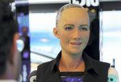 რობოტი სოფია - ხელოვნური ინტელექტი