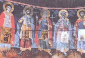 წმიდა მოწამენი: ევსტრატი, ავქსენტი, ევგენი, მარდარი და ორესტი (+284-305) - 13 (26) დეკემბერი