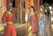 ქალწულმოწამე ფერბუთა სპარსი, დაი მისი და მხევალი მისი (+341-343) - 4 აპრილი (17 აპრილი)