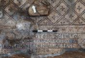 ისრაელში აღმოჩენილია 1500-წლოვანი ქართული ეკლესიის გასაოცარი მოზაიკა