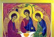 ერთი ღმერთი, ერთი ძალა, ერთი ნებელობა, ერთი მოქმედება, ერთი დასაბამი, ერთი მეუფება სამ სრულ პიროვნულობაში