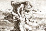 ვინც მონა იყო, ვერ გათავისუფლდა მონობისგან, ამიტომ უფალმა ინება, ყველა მათგანი უდაბნოში დაეტოვებინა