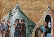 ჯვარცმულმა იესომ ღვარძლიან და გულგრილ სახეთა შორის ღვთისმოსავ დედათა ცრემლიანი თვალები დაინახა