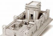 ისრაელმა როგორც თვითონვე შეამკო ტაძარი ოქროთი, თვითონვე იწყებს ამ ოქროს მოხსნას და ტაძრიდან გატანას