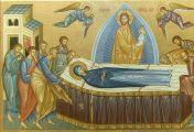 წმინდა გადმოცემა ღვთისმშობლის მიძინების შესახებ