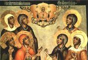 ღირსი მართა, დედა სვიმეონ მესვეტისა, საკვირველმოქმედისა, რომელი დამკვიდრებულ იყო მთასა საკვირველსა (+551) - ხს. 4 ივლისი (17 ივლისი)
