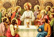 საიდუმლო სერობა ქრისტიანულ მხატვრობაში